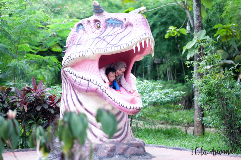 taman-legenda-109 Family Getaway: Taman Legenda dan Petualangan Dinosaurus
