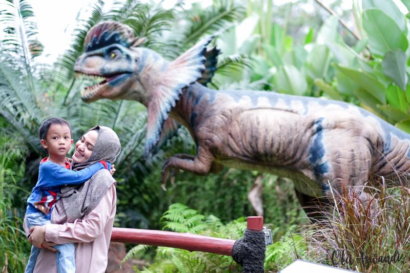 taman-legenda-58 Family Getaway: Taman Legenda dan Petualangan Dinosaurus