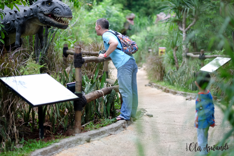 taman-legenda-71 Family Getaway: Taman Legenda dan Petualangan Dinosaurus