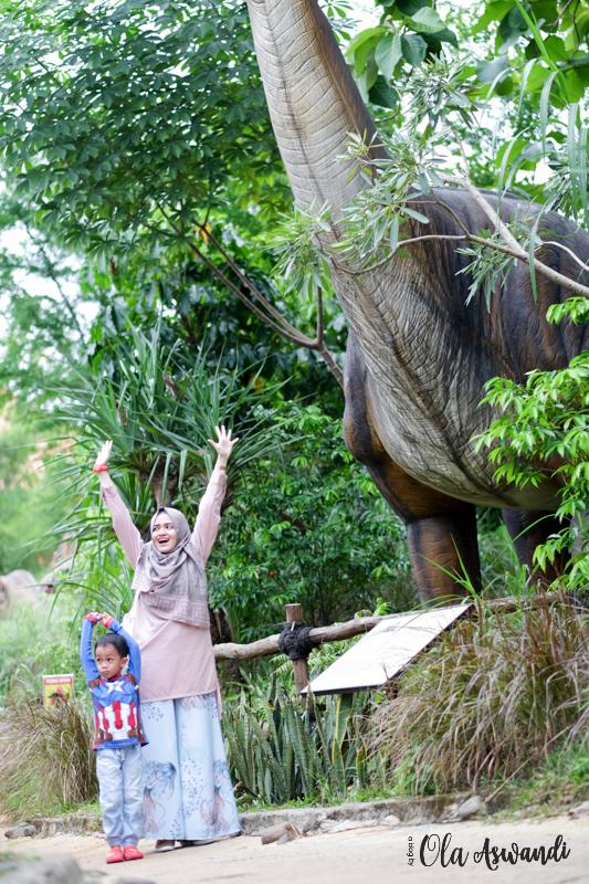 taman-legenda-74 Family Getaway: Taman Legenda dan Petualangan Dinosaurus