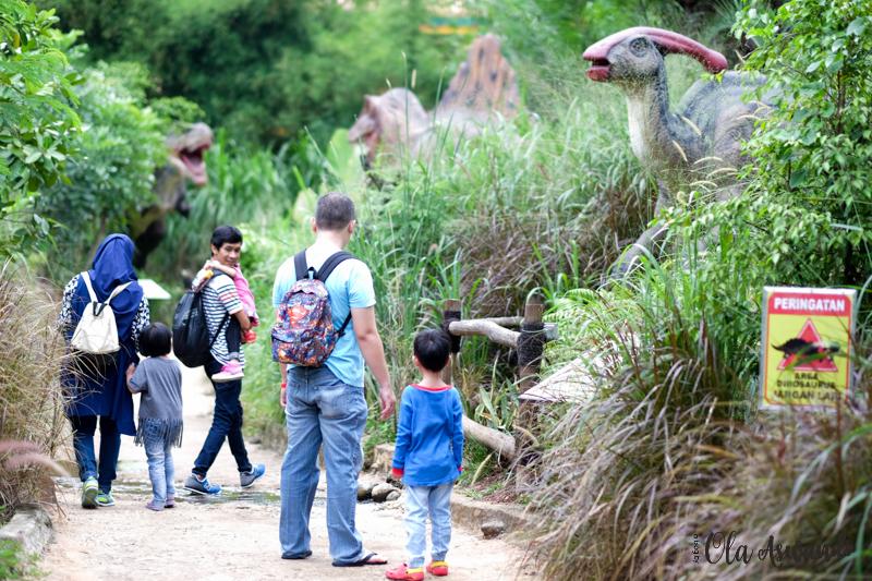 taman-legenda-78 Family Getaway: Taman Legenda dan Petualangan Dinosaurus