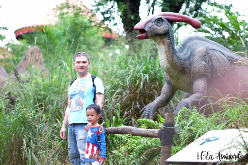 taman-legenda-81 Family Getaway: Taman Legenda dan Petualangan Dinosaurus