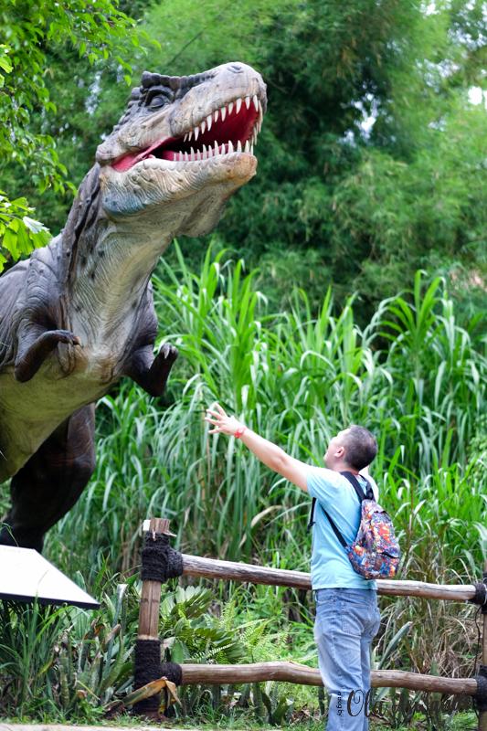 taman-legenda-87 Family Getaway: Taman Legenda dan Petualangan Dinosaurus