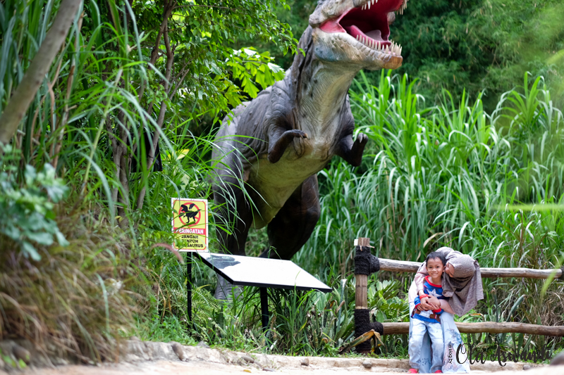 taman-legenda-90 Family Getaway: Taman Legenda dan Petualangan Dinosaurus