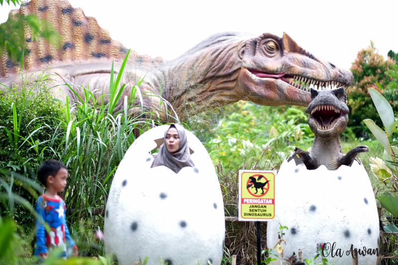 taman-legenda-95 Family Getaway: Taman Legenda dan Petualangan Dinosaurus