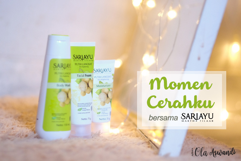review-sariayu-cover Momen Cerahku Bersama Sariayu