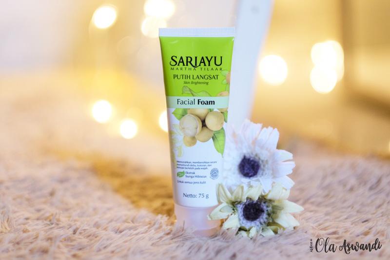review-sariayu-61 Momen Cerahku Bersama Sariayu
