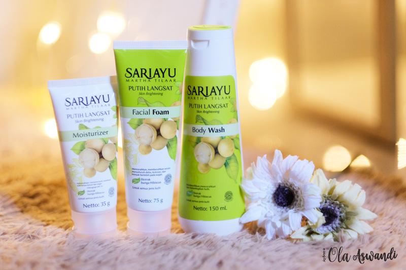 review-sariayu-73 Momen Cerahku Bersama Sariayu