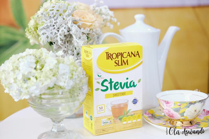 stevia-4 Tropicana Slim Stevia, Si Manis yang Alami