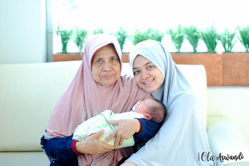Khairan-Lahir-45 Proses Kelahiran Khairan Ramadhan Fadly