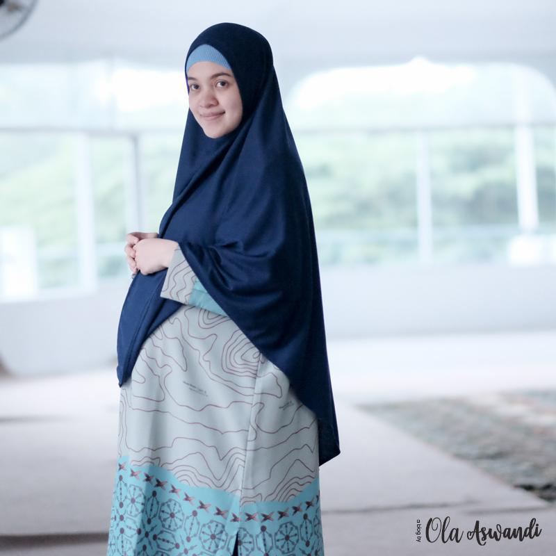 inspirasi-gaya-hamil-3 9 Inspirasi #OOTD Bagi Ibu Hamil