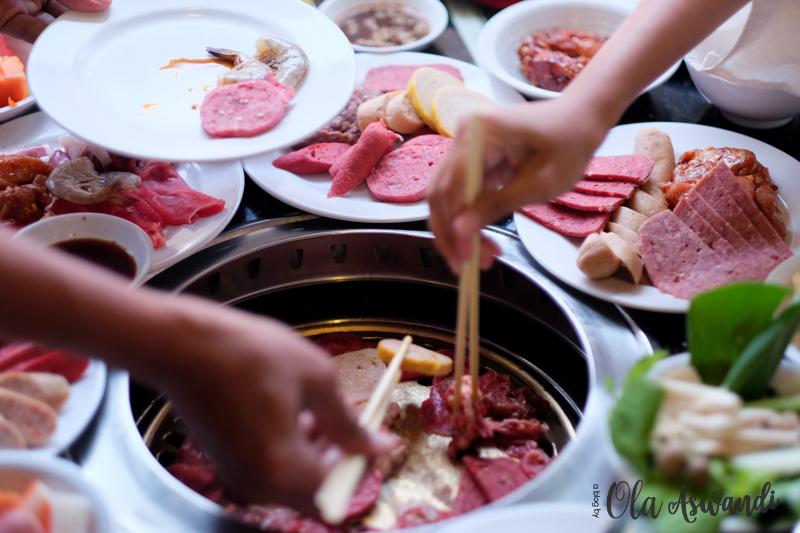 Hanamasa-55 Santapan Segar Makan Kenyang di Hanamasa