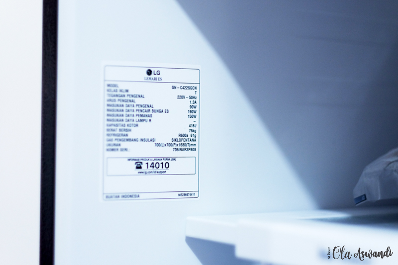 LG-Smart-Inverter-Refrigerator-17 Review Lemari Es LG Linear Top Freezer