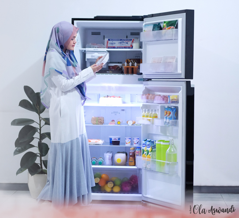 LG-Smart-Inverter-Refrigerator-8 Review Lemari Es LG Linear Top Freezer