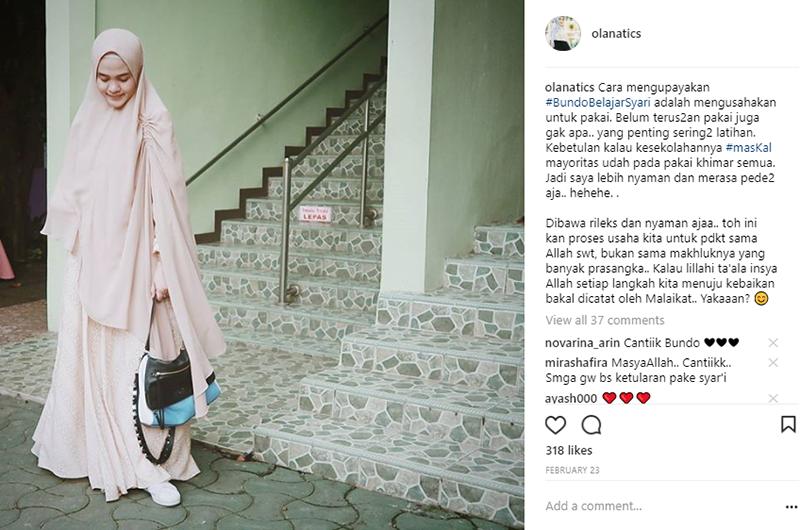 2018-05-30-4 #BundoBelajarSyari: Sebuah Proses Hijrah
