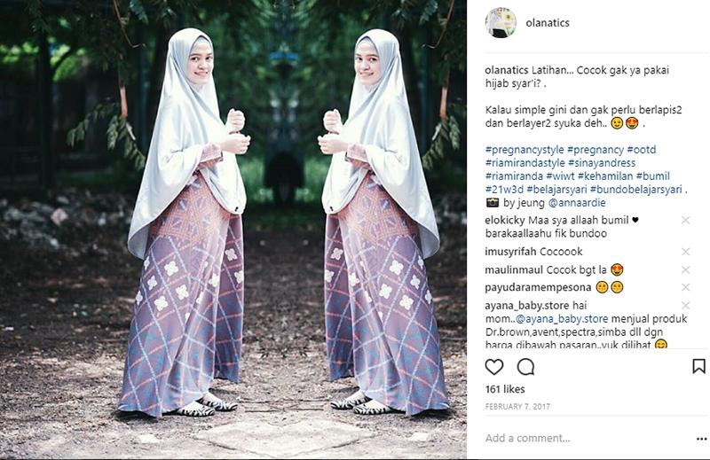 2018-05-30 #BundoBelajarSyari: Sebuah Proses Hijrah