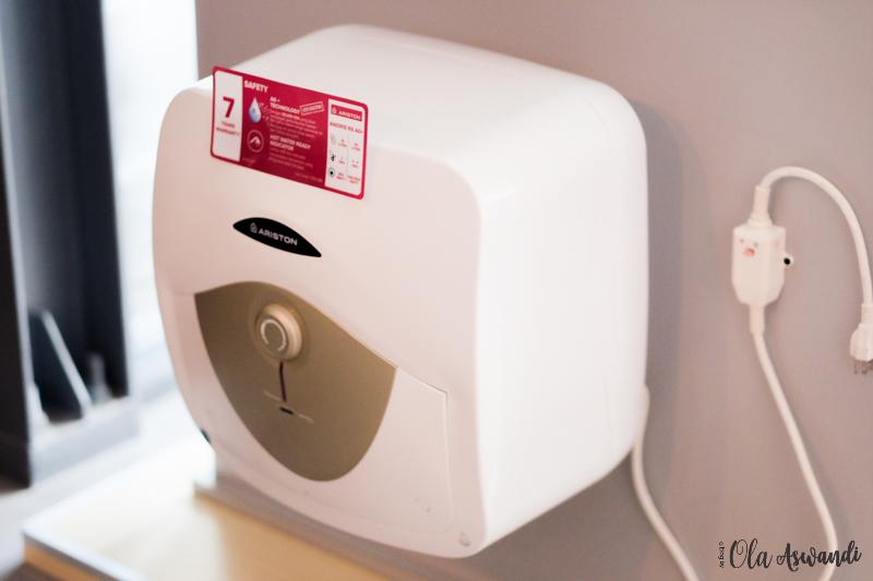 Ariston-Water-Heater-42 5 Manfaat Mandi Air Hangat untuk Bayi