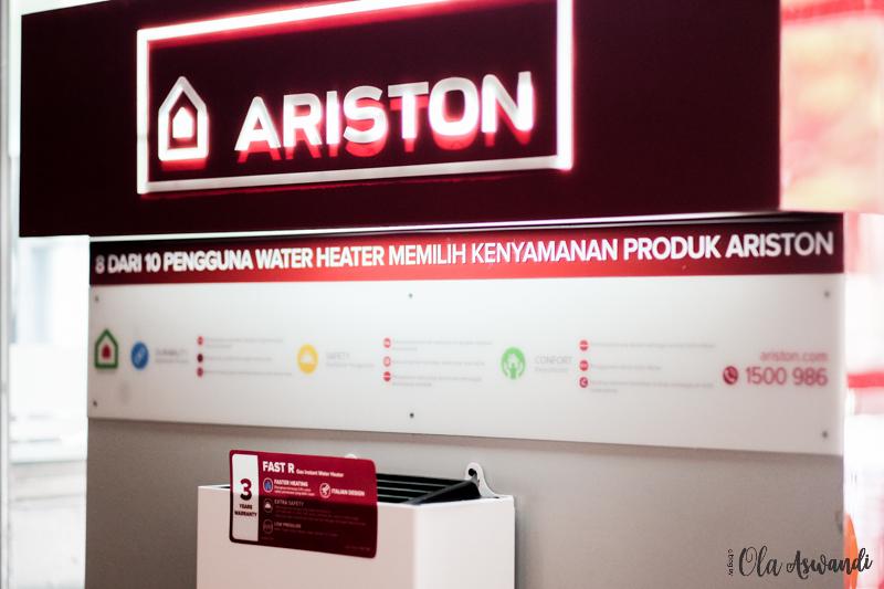 Ariston-Water-Heater-43 5 Manfaat Mandi Air Hangat untuk Bayi