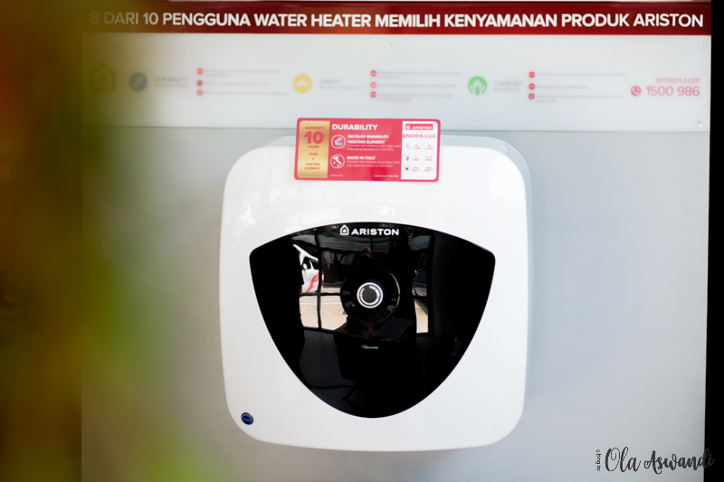 Ariston-Water-Heater-52 5 Manfaat Mandi Air Hangat untuk Bayi