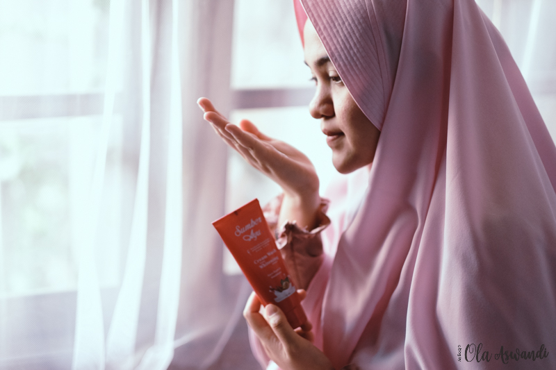 Sumber-Ayu-Whitening-40 Review Sumber Ayu Cream Wash dengan Whitening Extract