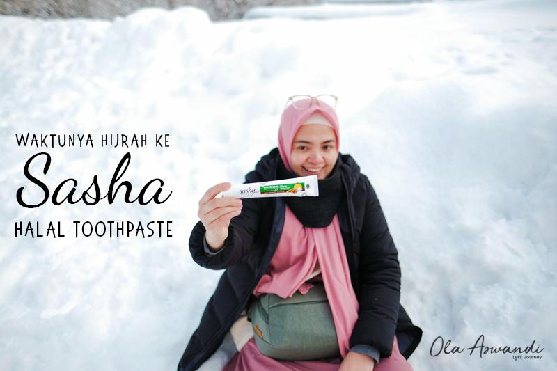 Cover-Sasha-Halal-Toothpaste-3 Waktunya Hijrah ke Sasha Halal Toothpaste
