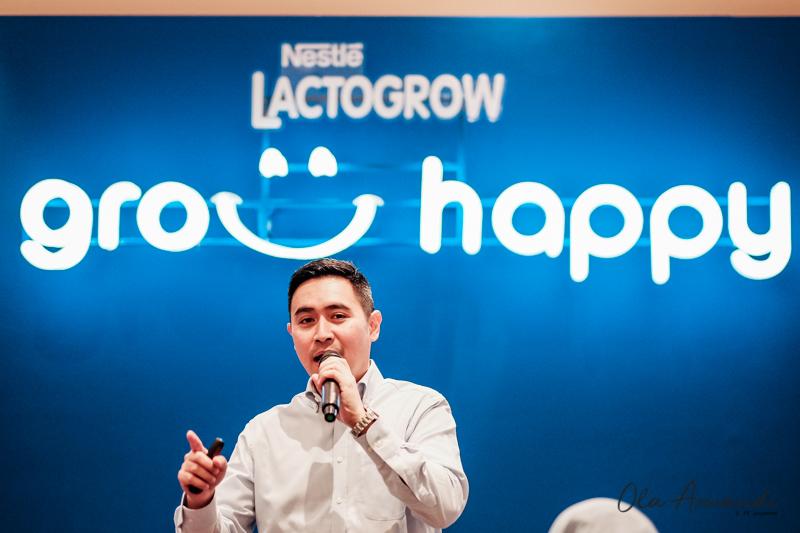 Lactogrow-18 #GrowHappy, Sepenting itu kah?