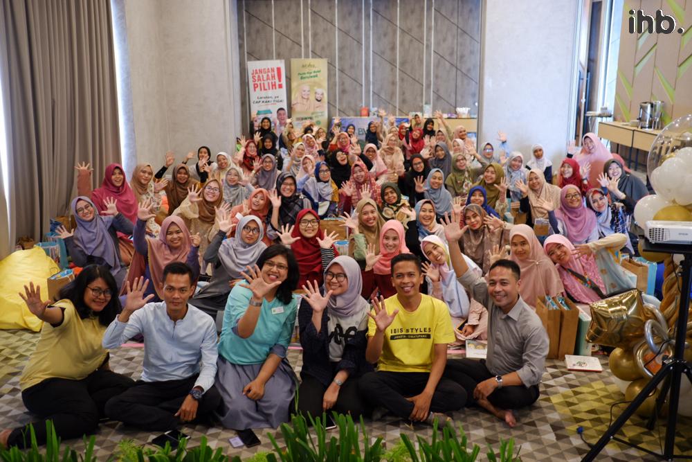 IHBLimaTahun-39 A Glimpse of ibis Styles Jakarta Simatupang