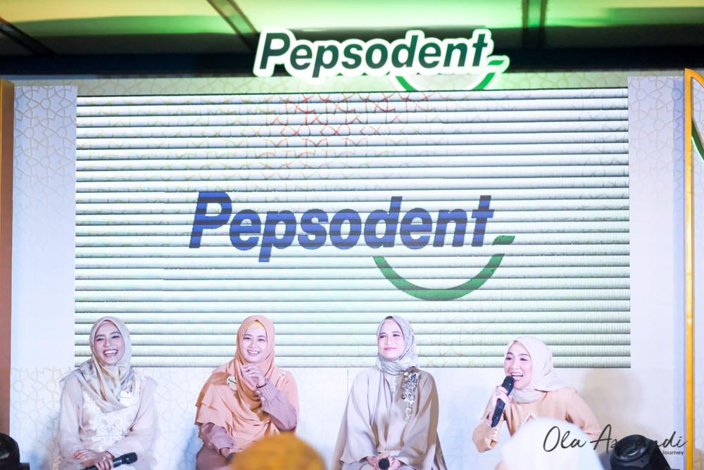 Pepsodent-Siwak-19 Event: Launching Pepsodent Siwak