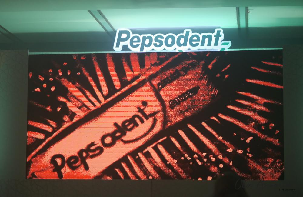 Pepsodent-Siwak-22 Event: Launching Pepsodent Siwak