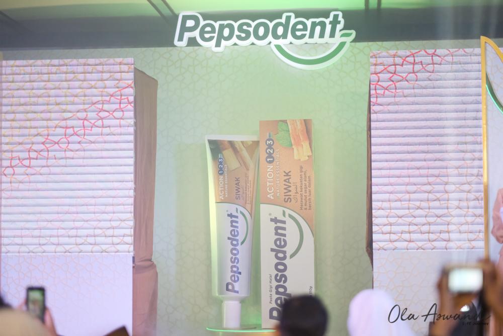 Pepsodent-Siwak-23 Event: Launching Pepsodent Siwak