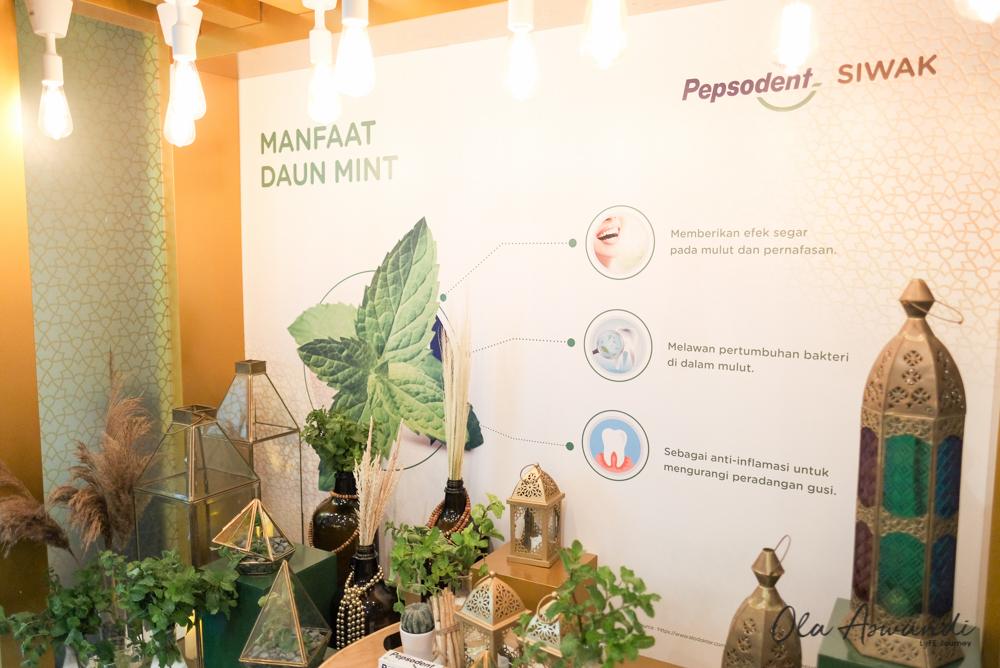 Pepsodent-Siwak-3 Event: Launching Pepsodent Siwak