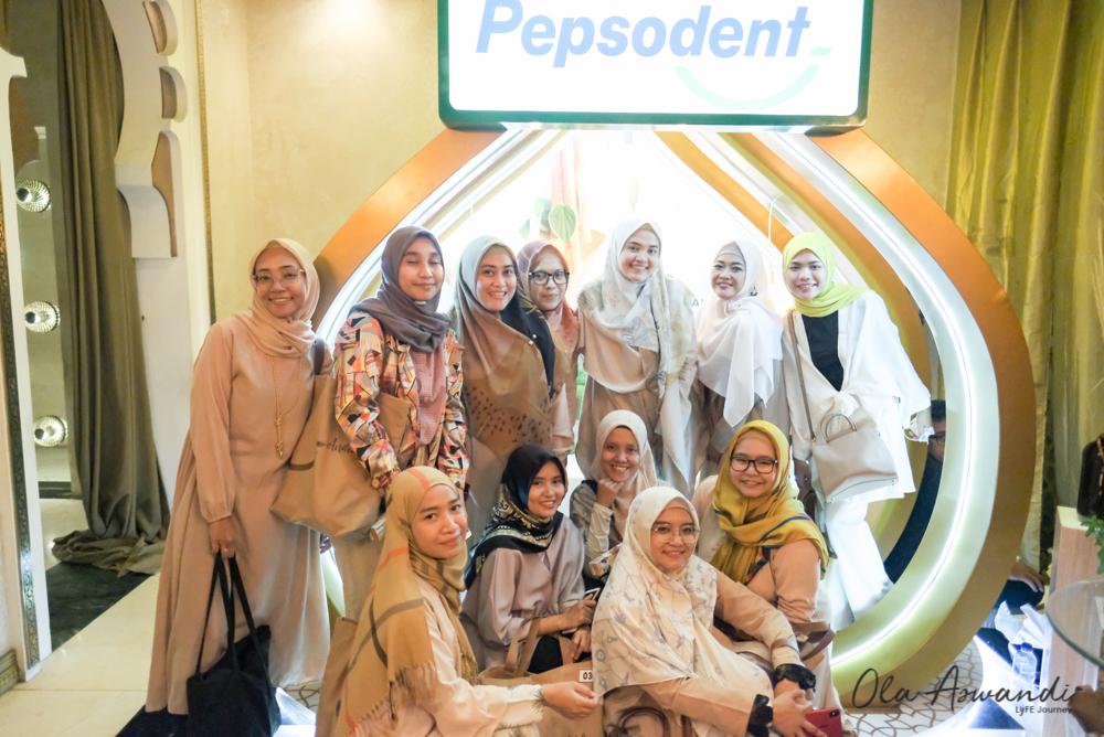 Pepsodent-Siwak-34 Event: Launching Pepsodent Siwak