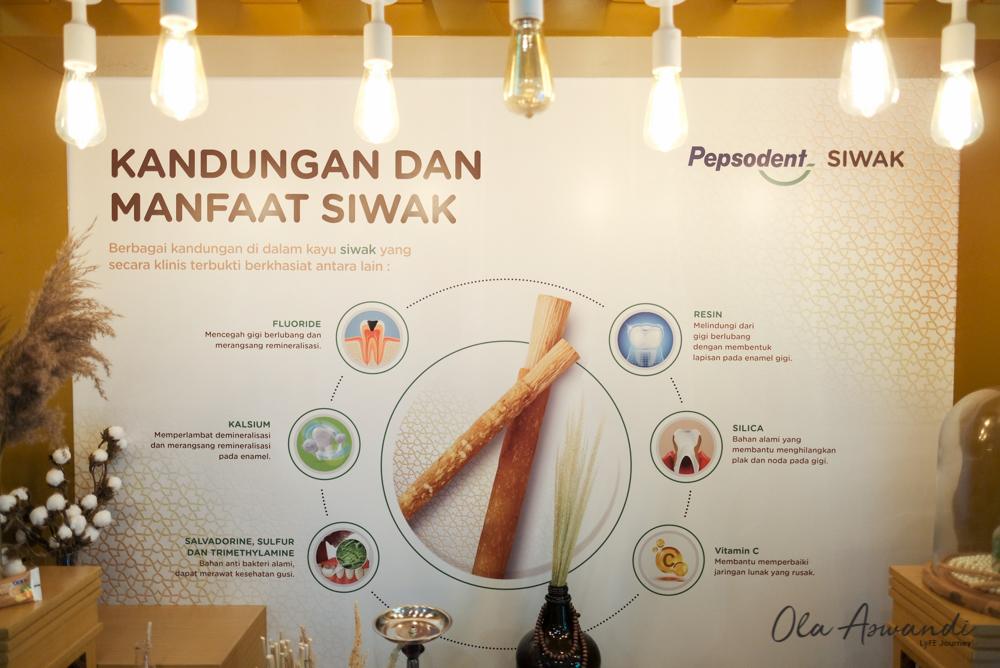 Pepsodent-Siwak-7 Event: Launching Pepsodent Siwak